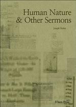 <세계의 철학> Human Nature & Other Sermons