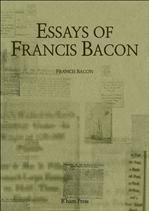 <세계의 철학> Essays of Francis Bacon