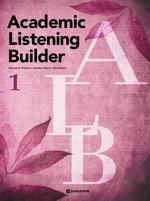Academic Listening Builder 1