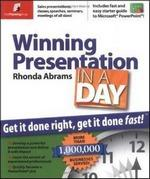 Winning Presentation in a Day (국문 요약본)