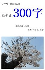 """알기 쉬운 능력별 한자(3단계) """"초중급 300字"""""""