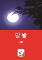 도서 이미지 - 달밤