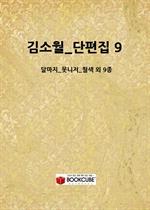 김소월_단편집 9_(달마지_못니저_월색 외 9종)