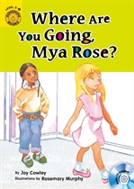 Where Are You Going, Mya Rose?