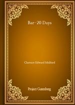 Bar-20 Days