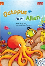 Octopus and Alien