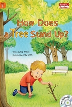 How Does a Tree Stand Up?