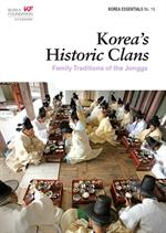 도서 이미지 - Korea's Historic Clans
