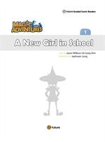 (KBS 애니매이션 방영) Magic Adventures (A New Girl School)