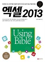 엑셀 2013 Using Bible
