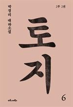 도서 이미지 - 토지 6: 박경리 대하소설