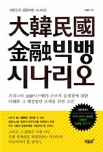 도서 이미지 - 대한민국 금융빅뱅 시나리오