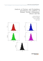 도서 이미지 - Analysis of Purines and Pyrimidines distribution over miRNAs of Human, Gorilla, Chimpanzee