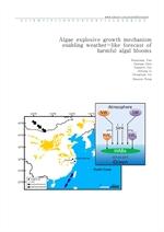도서 이미지 - Algae explosive growth mechanism enabling weather-like forecast of harmful algal blooms