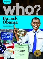 [오디오북] Who? Barack Obama