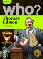 [오디오북] Who? Thomas Edison