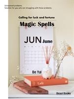 Magic Spells : June