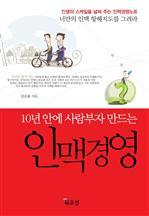 도서 이미지 - 인맥경영