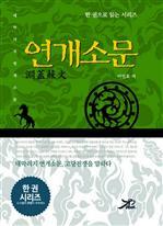 도서 이미지 - 연개소문