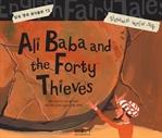 도서 이미지 - 세계명작 영어동화 30 - 알리바바와 40인의 도둑 (Ali Baba and the Forty Thieves)