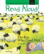 도서 이미지 - The Boy Who Cried Wolf