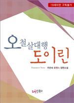 도서 이미지 - 오철살대행 도이린