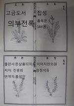 도서 이미지 - 한의학 한방 고금도서집성 의부전록 흉복문 5 184권