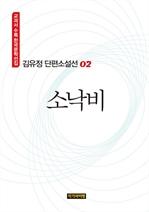 도서 이미지 - 김유정 단편소설선 02: 소낙비