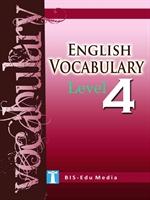 도서 이미지 - English Vocabulary Level 4