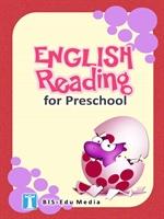 도서 이미지 - English Reading for Preschool