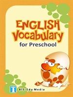 도서 이미지 - English Vocabulary for Preschool