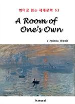 도서 이미지 - A Room of One's Own