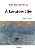 도서 이미지 - A London Life