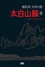 도서 이미지 - 태백산맥 8