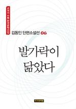 도서 이미지 - 김동인 단편소설선 06: 발가락이 닮았다