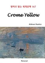 도서 이미지 - Crome Yellow