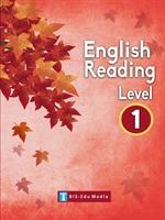 도서 이미지 - English Reading Level 1
