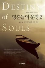 도서 이미지 - 영혼들의 운명 2 - 삶과 삶 사이의 새로운 사례 연구