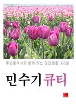 도서 이미지 - 민수기 큐티