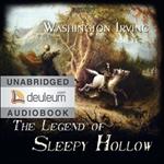 도서 이미지 - [오디오북] The Legend of Sleepy Hollow