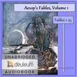 도서 이미지 - [오디오북] Aesop's Fables, Volume 01 (Fables 1-25)