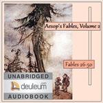 도서 이미지 - [오디오북] Aesop's Fables, Volume 02 (Fables 26-50)