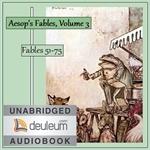 도서 이미지 - [오디오북] Aesop's Fables, Volume 03 (Fables 51-75)