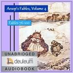 도서 이미지 - [오디오북] Aesop's Fables, Volume 04 (Fables 76-100)