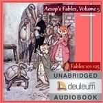 도서 이미지 - [오디오북] Aesop's Fables, Volume 05 (Fables 101-125)