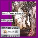 도서 이미지 - [오디오북] Aesop's Fables, Volume 08 (Fables 176-200)