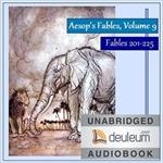 도서 이미지 - [오디오북] Aesop's Fables, Volume 09 (Fables 201-225)