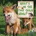도서 이미지 - What's on the Food Chain Menu?