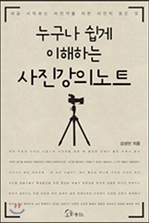 도서 이미지 - [오디오북] 누구나 쉽게 이해하는 사진강의노트 패키지 (1~4강)