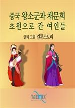 도서 이미지 - 중국 왕소군과 채문희 초원으로 간 여인들